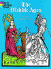 The Middle Ages coloring book - 6,00 €